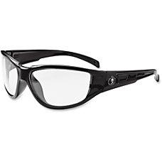 Ergodyne Njord Clear Lens Safety Glasses