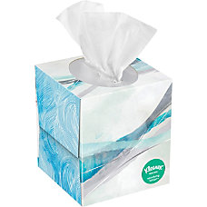 Kleenex Soothing Lotion 3 Ply Facial