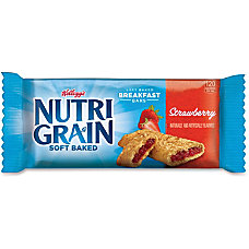 Nutri Grain Cereal Bar Strawberry 13