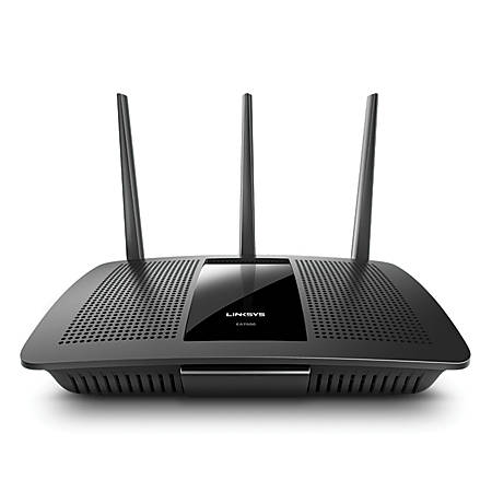 Linksys® Max-Stream™ AC1900 Wireless-AC Router, EA7500