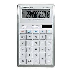 Victor 6400 12 Digit Desktop Calculator