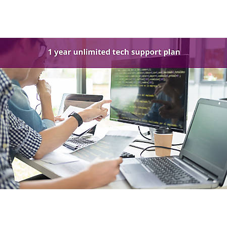 1-Year Unlimited On-Demand Tech Support And Tune Ups Plan, Monthly Payment