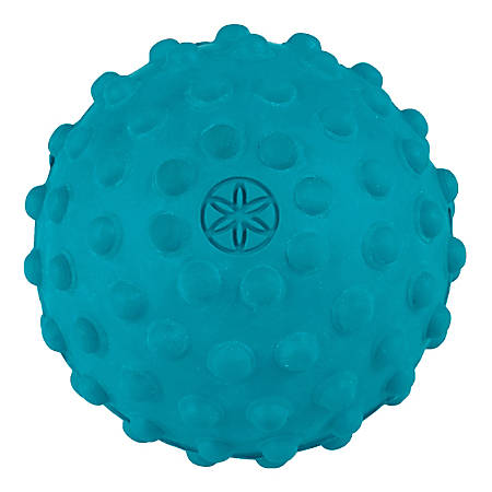 "Gaiam Restore Ultimate Foot Massager, 3-1/2""H x 1-13/16""W x 4-1/2""D, Blue"