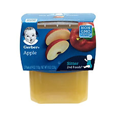 Gerber 2nd Foods Apple Baby Food