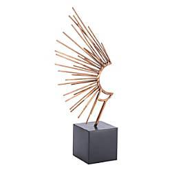 Zuo Modern Pri Figurine With Pedestal