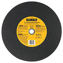 DeWalt Type 1 Fabrication Cutting Wheel
