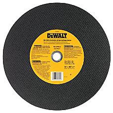 DeWalt Type 1 Fabrication Cutting Wheel