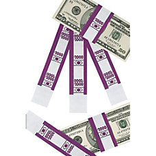 PM Company Currency Bands 200000 Violet