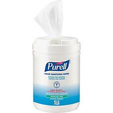 PURELL Alcohol Hand Sanitizing Wipes White