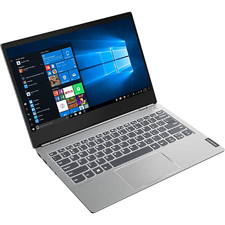 "Lenovo ThinkBook 13s-IWL 20R9005RUS 13.3"" Notebook - 1920 x 1080 - Core i5 i5-8265U - 8 GB RAM - 256 GB SSD - Windows 10 Pro 64-bit - Intel UHD Graphics 620 - In-plane Switching (IPS) Technology - English (US) Keyboard - Bluetooth"
