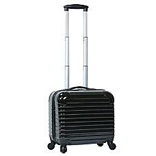 DeJuno Rolling Hard Luggage Overnighter 16