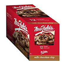 Mrs Fields Gourmet Chocolate Chip Cookies