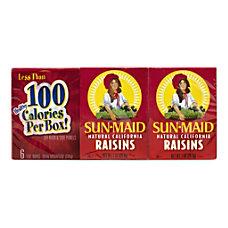 SUN MAID Natural California Raisins 1
