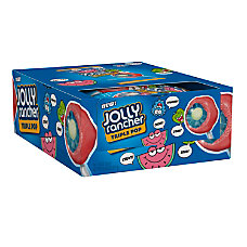 Jolly Rancher Triple Pop Lollipops 074