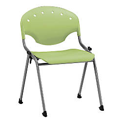 OFM Rico Stacking Chair Without Arms