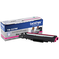 Brother TN 227M High Yield Magenta