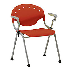 OFM Rico Stacking Chair With Arms