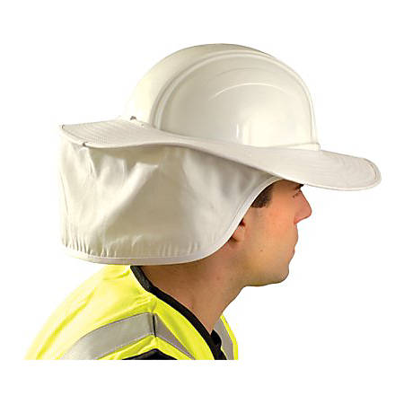 HARD HAT SHADE WHITE