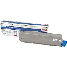 Oki 3580616 Magenta Toner Cartridge