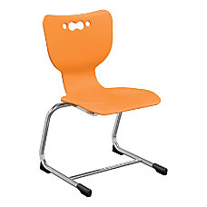 Hierarchy Stackable Cantilever Student Chairs 16