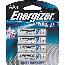 Energizer Ultimate Lithium AA Batteries AA