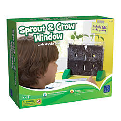 Educational Insights Sprout Grow Window Kit