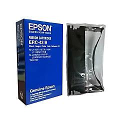 Epson ERC 43B Ribbon Cartridge Black