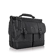 Solo Bradford 156 Laptop Briefcase Black