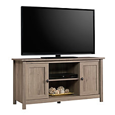 Sauder County Line TV Stand For