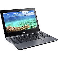 Acer C740 C3P1 116 LCD Chromebook
