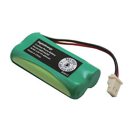 Digital Energy® 2.4V Cordless Phone Battery, DEBT166342