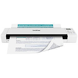 Brother DSmobile DS920DW Wireless Single Pass