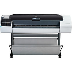Hp designjet t1200 hd postscript inkjet large format printer 44 hp designjet t1200 hd postscript inkjet large format printer 44 color fandeluxe Gallery