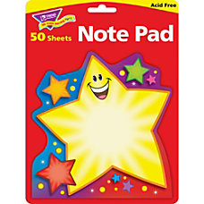 Trend Super Star Shaped Notepad 5