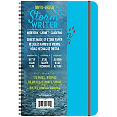Roaring Spring Storm Writer Notebook Twin