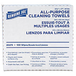 Genuine Joe All Purpose Cleaning Towels