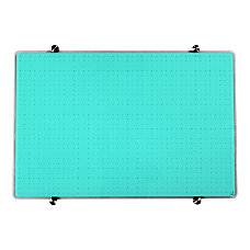 Floortex Viztex Glacier Multipurpose Grid Magnetic
