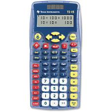 Texas Instruments TI 15 Explorer Elementary
