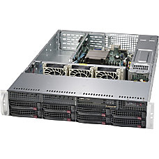 Supermicro SuperServer 5028R WR Barebone System