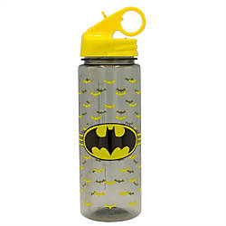 Silver Buffalo Licensed Water Bottle Batman