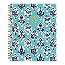 Blue Sky Sullana WeeklyMonthly Frosted Planner