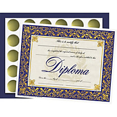Flipside DiplomaGraduation All in 1 Set