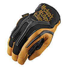 CG HEAVY DUTY GLOVE BLACK LARGE
