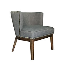 Boss Ava Accent Chair Medium GrayDriftwood