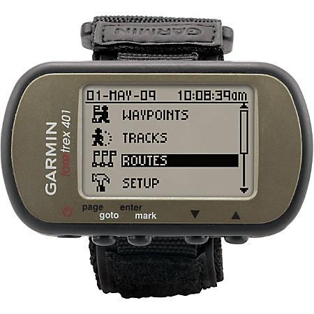 GARMIN GPS, FORETREX 401