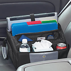 Case Logic Designworks Front Seat Mobile Office Black