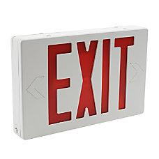 Sylvania Exit Rectangular LED Lighted Sign