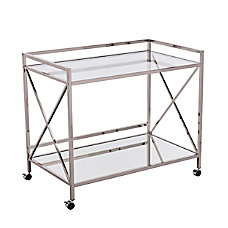Southern Enterprises Maxton Bar Cart 32