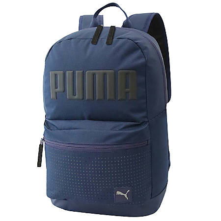 "PUMA Generator Backpack With 15"" Laptop Pocket, Navy"
