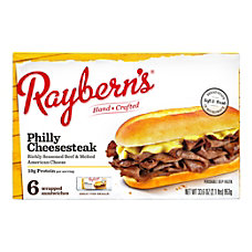 Rayberns New York Deli Style Philly
